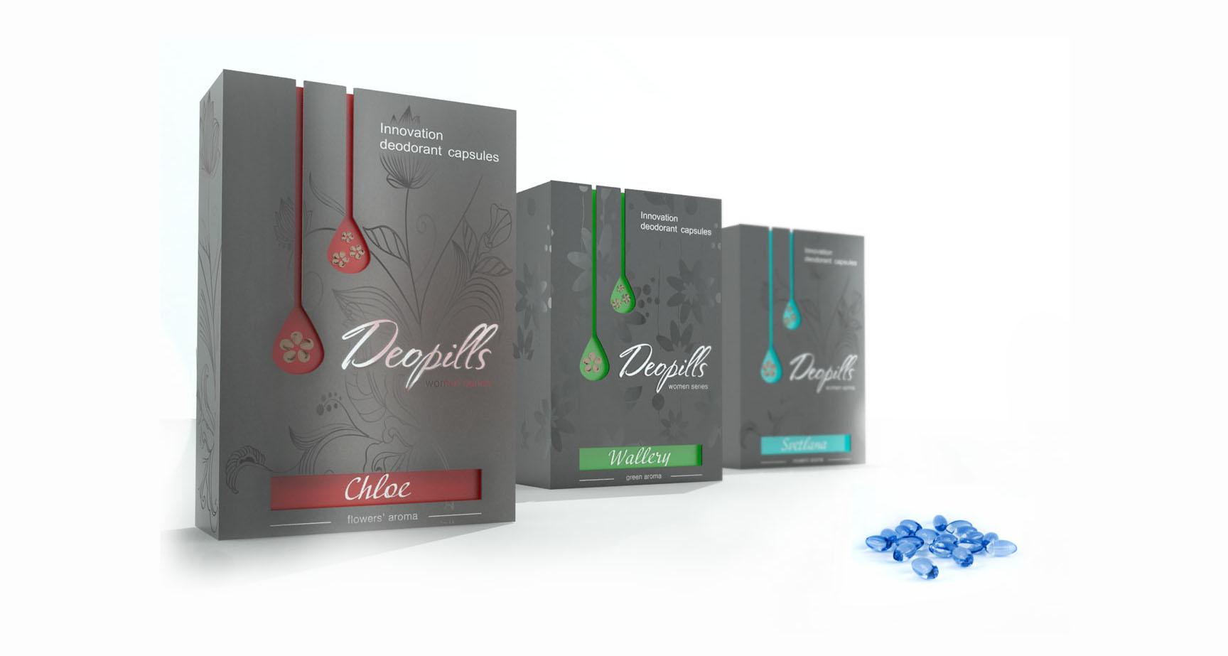 разработка дизайна упаковки витаминов швечков станислав